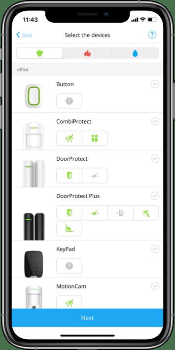 Ajax Smartphone App