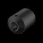 Linse zylindrisch Kamera