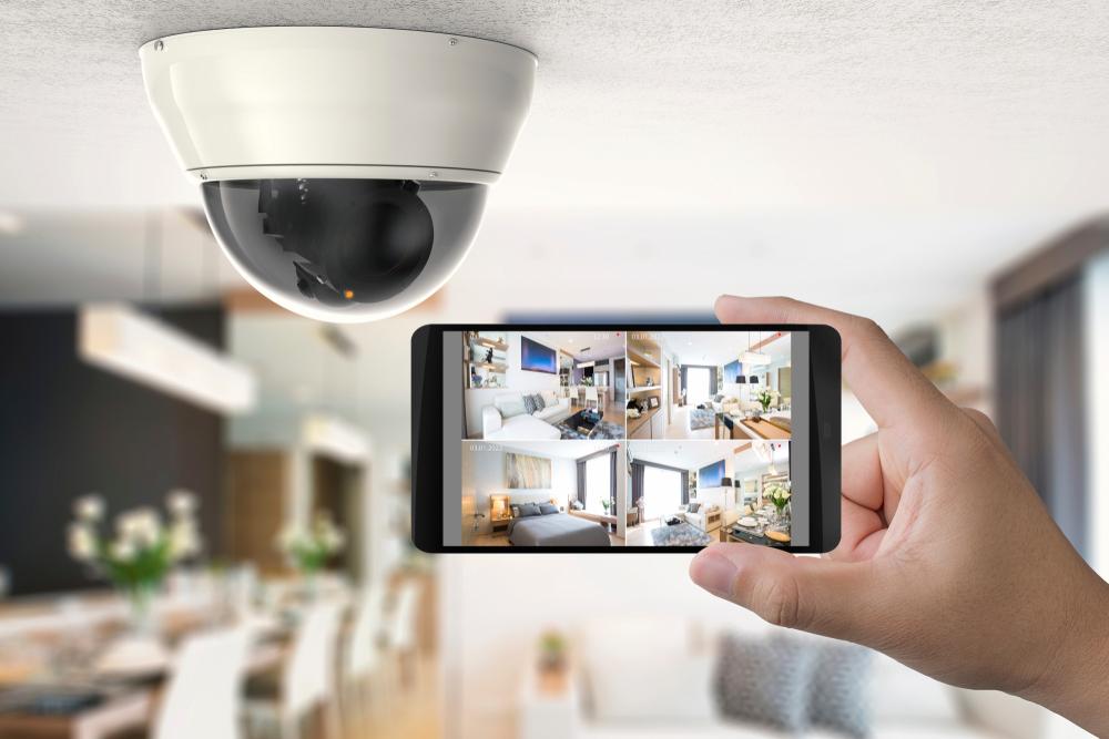 Videoüberwachung und Smartphone